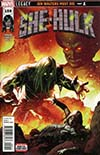 She-Hulk Vol 3 #159 Cover A Regular Mike Deodato Jr Cover (Marvel Legacy Tie-In)