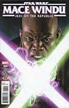 Star Wars Jedi Of The Republic Mace Windu #4 Cover A Regular Jesus Saiz Cover