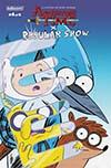 Adventure Time Regular Show #4 Cover C Variant Derek Charm Subscription Cover