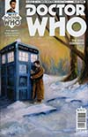 Doctor Who 10th Doctor Year Three #11 Cover C Variant David Carr Seasons Cover