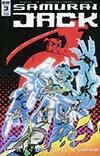 Samurai Jack Quantum Jack #3 Cover A Regular Michael Avon Oeming Cover