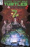 Teenage Mutant Ninja Turtles Ghostbusters II #1 Cover A Regular Dan Schoening Cover