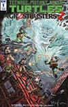 Teenage Mutant Ninja Turtles Ghostbusters II #1 Cover B Variant Dave Wachter Cover