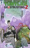 Teenage Mutant Ninja Turtles Ghostbusters II #3 Cover A Regular Dan Schoening Cover
