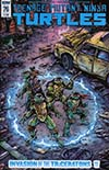 Teenage Mutant Ninja Turtles Vol 5 #76 Cover B Variant Kevin Eastman Cover