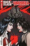 Hack Slash vs Vampirella #2 Cover A Regular Carli Ihde Cover