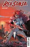 Red Sonja Vol 7 #11 Cover A Regular V Ken Marion Cover