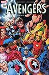 Avengers Omnibus Vol 3 HC Book Market Alan Davis Cover