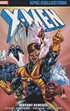 X-Men Epic Collection Vol 19 Mutant Genesis TP