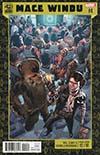 Star Wars Jedi Of The Republic Mace Windu #4 Cover B Variant Will Sliney Star Wars 40th Anniversary Cover