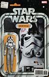 Star Wars Vol 4 #38 Cover C Variant John Tyler Christopher Action Figure Cover