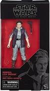 Star Wars Black Series 6-Inch Action Figure #52 General Leia Organa