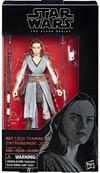 Star Wars Black Series 6-Inch Action Figure #44 Rey (Jedi Training)