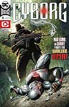 Cyborg Vol 2 #19 Cover A Regular Cliff Richards Cover