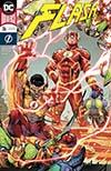 Flash Vol 5 #36 Cover B Variant Howard Porter Cover