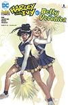 Harley & Ivy Meet Betty & Veronica #3 Cover B Variant Stephanie Hans Cover