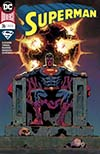 Superman Vol 5 #36 Cover A Regular Patrick Gleason Cover