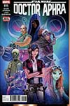 Star Wars Doctor Aphra #15 Cover A Regular Ashley Witter Cover
