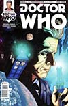 Doctor Who 12th Doctor Year Three #11 Cover A Regular Blair Shedd Cover