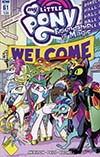 My Little Pony Friendship Is Magic #61 Cover A Regular Andy Price Cover