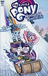MY LITTLE PONY HOLIDAY SPECIAL 2017 CVR A HICKEY