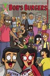 Bobs Burgers Vol 2 #16 Cover D Variant Maggie Harbaugh Exclusive Cover
