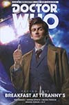 Doctor Who 10th Doctor Facing Fate Vol 1 Breakfast At Tyrannys TP