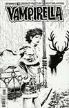 Vampirella Vol 7 #10 Cover F Incentive Philip Tan Black & White Cover
