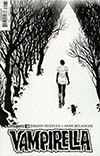 Vampirella Vol 7 #10 Cover G Incentive Jimmy Broxton Black & White Cover
