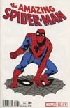 Amazing Spider-Man Vol 4 #789 Cover E Incentive Steve Ditko 1965 T-Shirt Variant Cover (Marvel Legacy Tie-In)