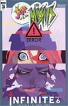 Jem And The Holograms Misfits Infinite #3 Cover C Incentive Meredith McClaren Variant Cover (Infinite Part 6)