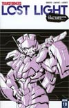 Transformers Lost Light #10 Cover D Incentive Marcelo Matere Variant Cover