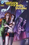 Harley & Ivy Meet Betty & Veronica #4 Cover B Variant Gene Ha Cover
