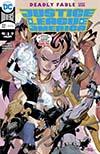Justice League Of America Vol 5 #22 Cover A Regular Terry Dodson & Rachel Dodson Cover