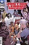 Justice League Of America Vol 5 #23 Cover A Regular Terry Dodson & Rachel Dodson Cover