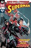 Superman Vol 5 #38 Cover A Regular Ivan Reis & Oclair Albert Cover (Super Sons Of Tomorrow Part 4)