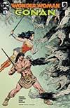 Wonder Woman Conan #5 Cover A Regular Aaron Lopresti Cover