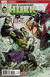 Incredible Hulk Vol 4 #712 Cover A Regular Greg Land Cover (Marvel Legacy Tie-In)
