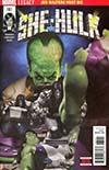 She-Hulk Vol 3 #161 Cover A Regular Rahzzah Cover (Marvel Legacy Tie-In)