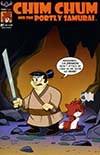 Chim Chum And The Portly Samurai #1 Cover A Regular Adrian Ropp Cover