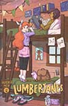 Lumberjanes #46 Cover B Variant Michelle Wong Subscription Cover