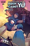Mech Cadet Yu #5 Cover B Variant Marcus To Subscription Cover