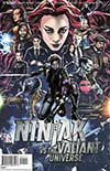 Ninjak vs The Valiant Universe #1 Cover A Regular Mico Suayan Cover