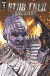 Star Trek Discovery #4 Cover A Regular Tony Shasteen Cover