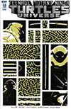 Teenage Mutant Ninja Turtles Universe #18 Cover B Variant Tyler Boss Cover