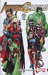 Avengers & Champions Worlds Collide TP