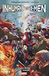 Inhumans vs X-Men TP