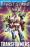 Transformers First Strike #1 Cover C Incentive Whilce Portacio Variant Cover