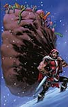 Klaus And The Crisis In Xmasville #1 Cover C Incentive John Cassaday Virgin Variant Cover