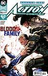 Action Comics Vol 2 #998 Cover A Regular Will Conrad Cover